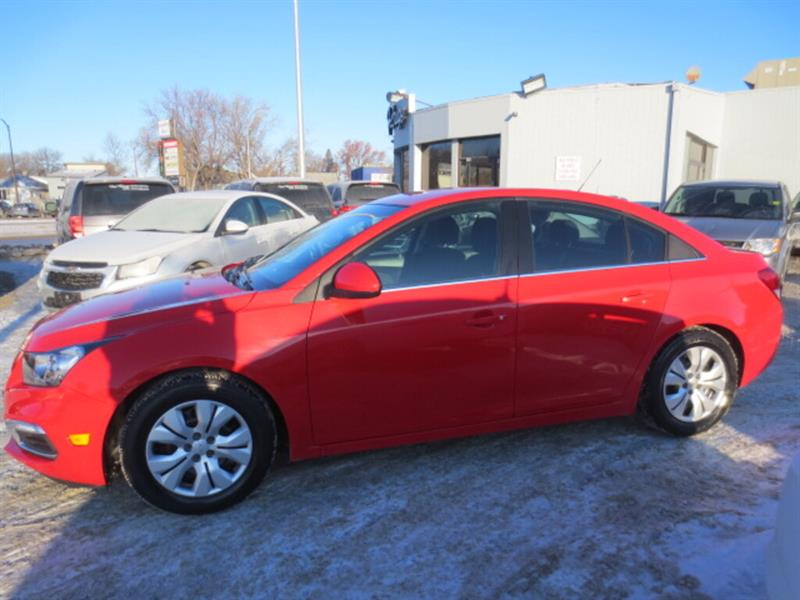 2016 Chevrolet Cruze 4dr Sdn LT w-1LT - Bluetooth/Remote Start #3269