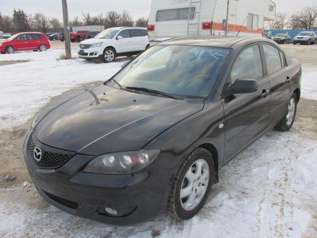 2006 Mazda Mazda3 4dr Sdn #1164-1-5