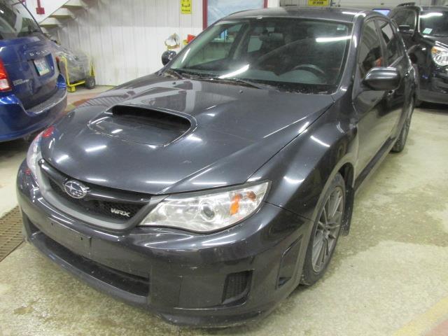 2013 Subaru Wrx 5dr HB #1164-2-12