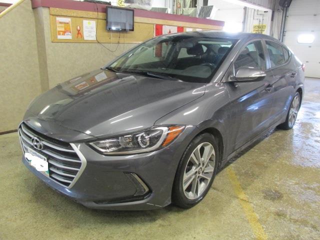 2017 Hyundai Elantra 4dr Sdn Auto GLS #1164-2-15