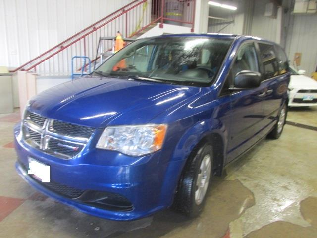 2013 Dodge Grand Caravan 4dr Wgn #1164-2-33