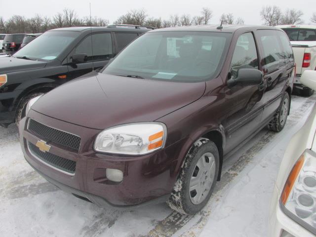 2009 Chevrolet Uplander 4dr Reg WB LS #1164-1-37