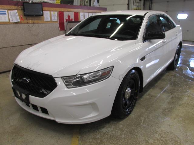 2014 Ford Sedan Police Interceptor 4dr Sdn AWD #1164-1-40