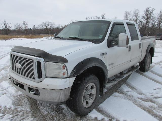 2006 Ford Super Duty F-350 SRW Crew Cab 4WD #1164-1-41