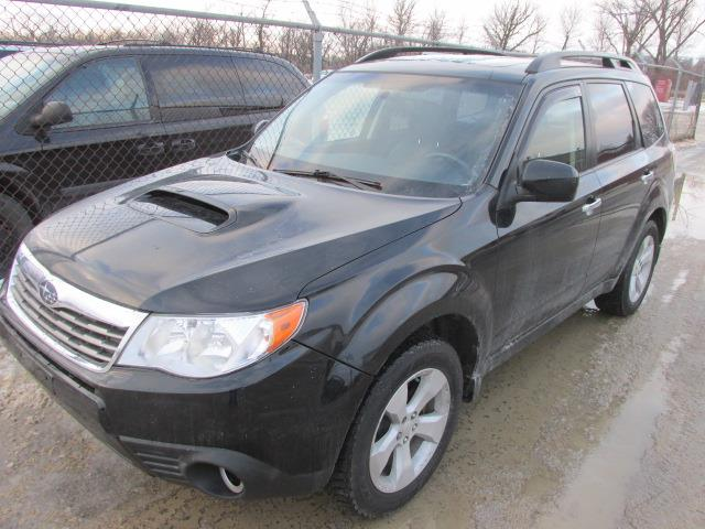 2010 Subaru Forester 5dr Wgn Auto 2.5XT Limited #1164-1-43