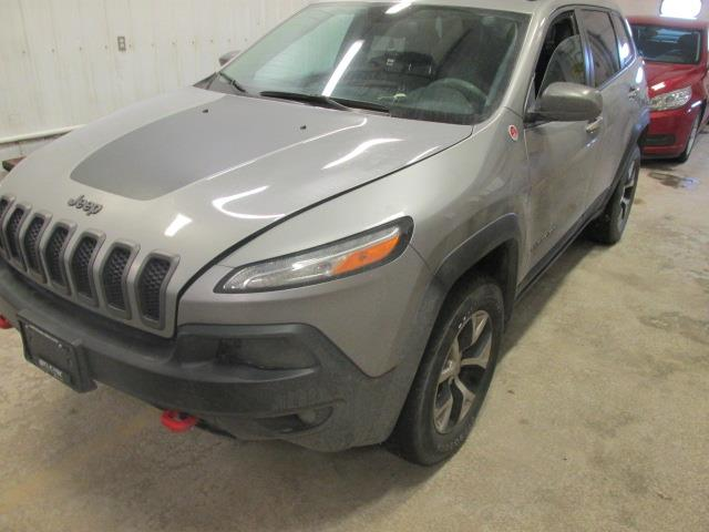 2017 Jeep Cherokee 4WD 4dr Trailhawk #1164-2-45