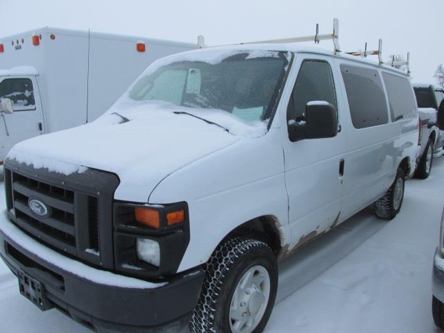 2008 Ford Econoline Cargo Van E-150 #1164-1-65
