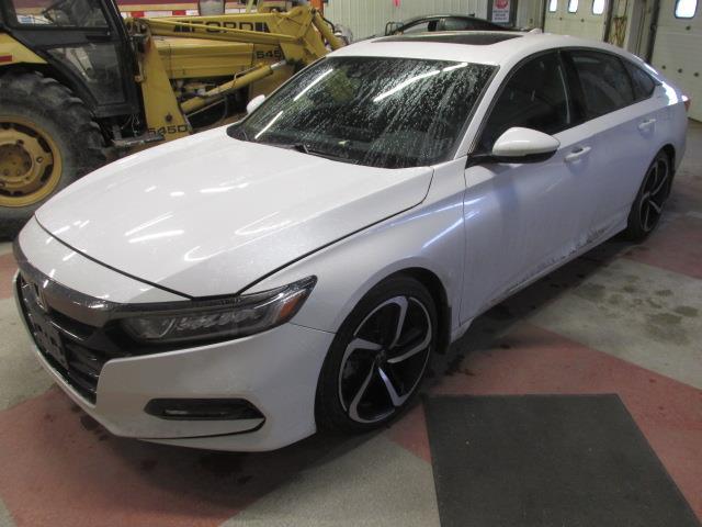 2018 Honda Accord Sedan Sport CVT #1164-2-66