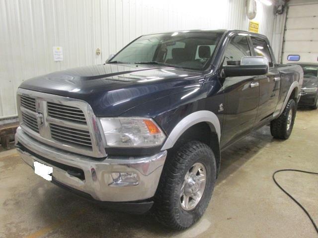2012 Ram 3500 4WD Crew Cab 149 Laramie #1164-2-84