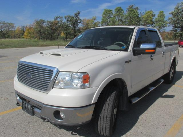 2008 Ford F-150 4WD SuperCrew #1164-3-17