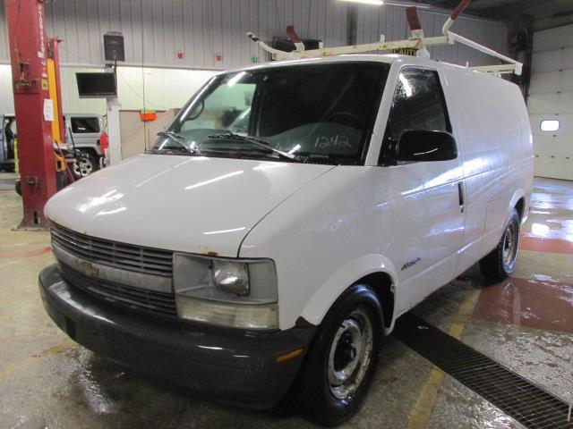 2000 Chevrolet Astro Cargo Van 111.2 WB RWD #1165-1-10