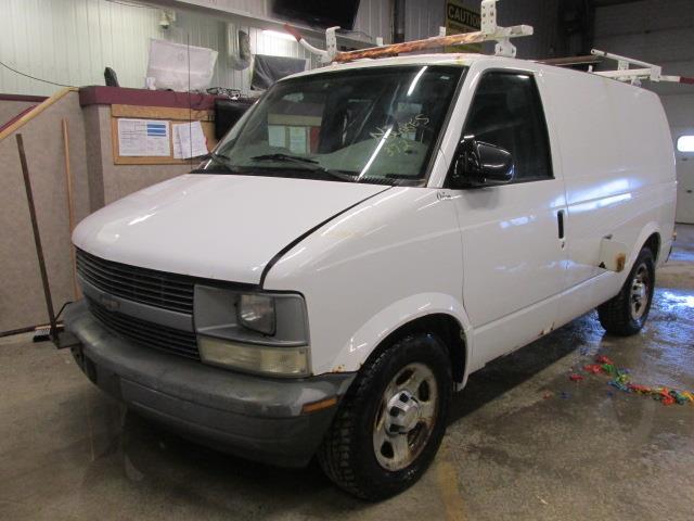 2005 Chevrolet Astro Cargo Van