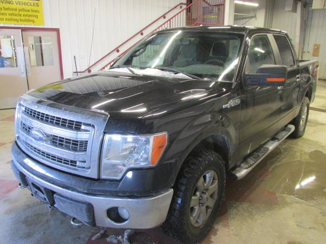 2014 Ford F-150 4WD SuperCrew #1165-2-51