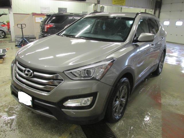 2015 Hyundai Santa Fe Sport FWD 4dr 2.4L #1166-2-42