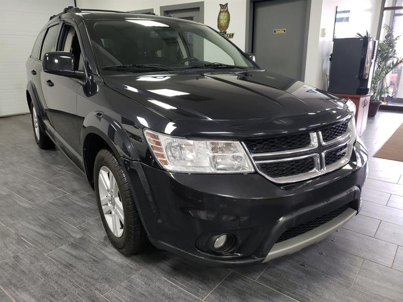 Dodge Journey 2012 SXT #CT322438