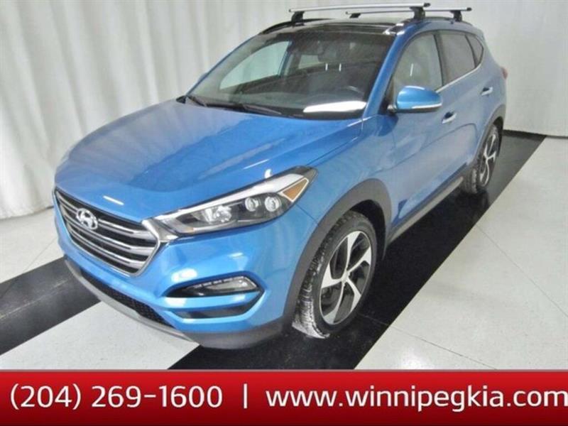 2016 Hyundai Tucson Ultimate #16HT85582