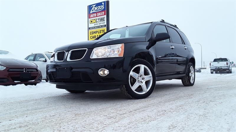 2008 Pontiac Torrent GXP #P621