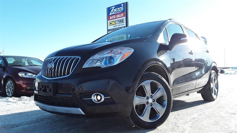 2014 Buick Encore Leather #P642