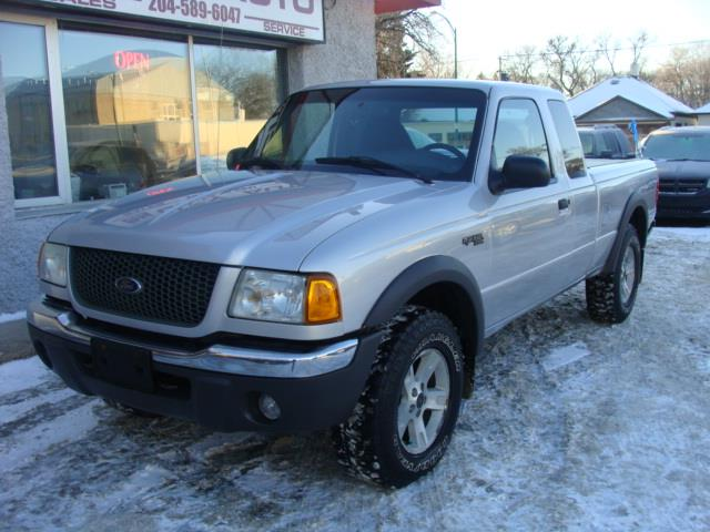 2002 Ford Ranger 4x4 #1841