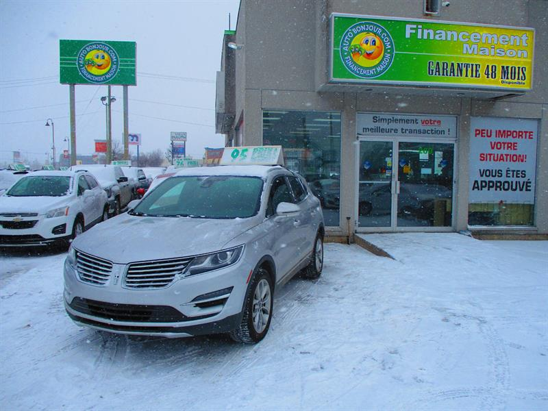 2017 Lincoln MKC AWD 4dr Select #19-292