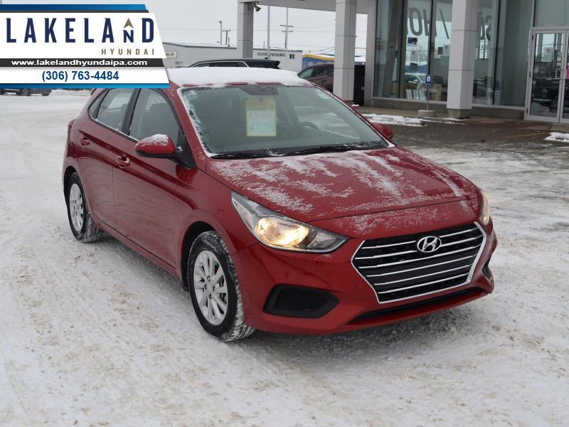 2019 Hyundai Accent Hatchback
