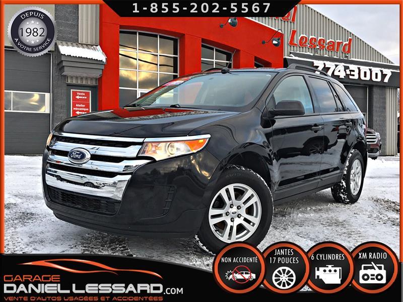 Ford EDGE 2012 1 SEUL PROPRIO JAMAIS ACCIDENTÉ, SE 2X4 3.5 L V6++ #20009