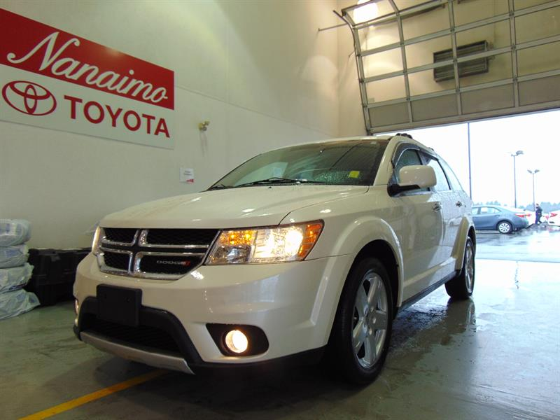 2012 Dodge Journey AWD R-T 5-Passenger #21968A