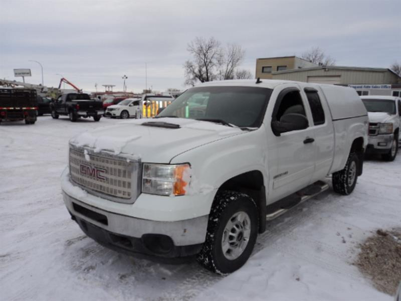 2012 GMC Sierra 2500HD #19-18A2249
