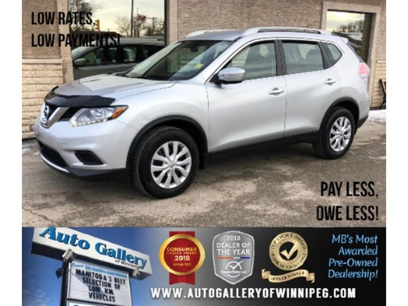 2015 Nissan Rogue S *Backup Cam/Bluetooth #PR-23930