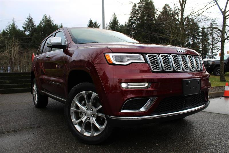 2019 Jeep Grand Cherokee Summit 4x4 #P2276 (KEY 78)