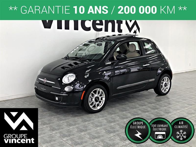 Fiat 500 2014 Pop GARANTIE 10 ANS** #Z3137A