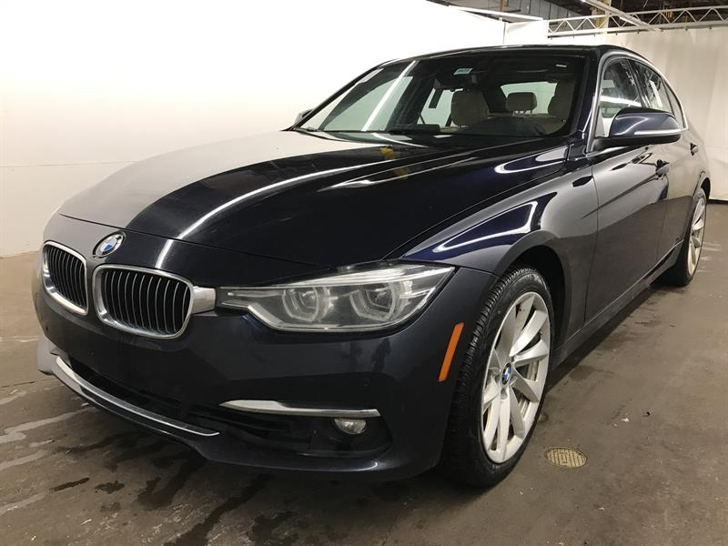BMW 328I 2016 NAVIGATION, PAY WEEKLY $69 SEMAINE  #2396 ***T80765