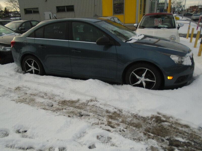 Chevrolet Cruze 2012 4dr Sdn LS+ w-1SB #1776