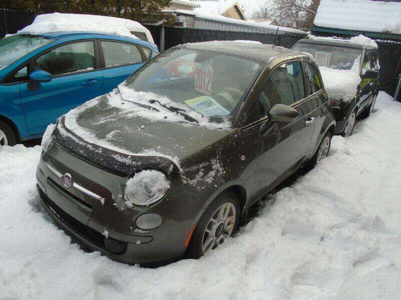 Fiat 500 2012 2dr HB Pop #155