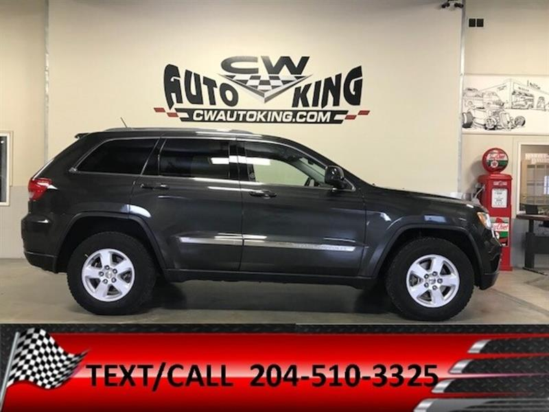 2011 Jeep Grand Cherokee Laredo/ Low Kms/ 4x4 /Remote Start/ Financing #20042518