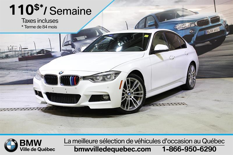 BMW 330 2017 Xdrive Sedan #U5846