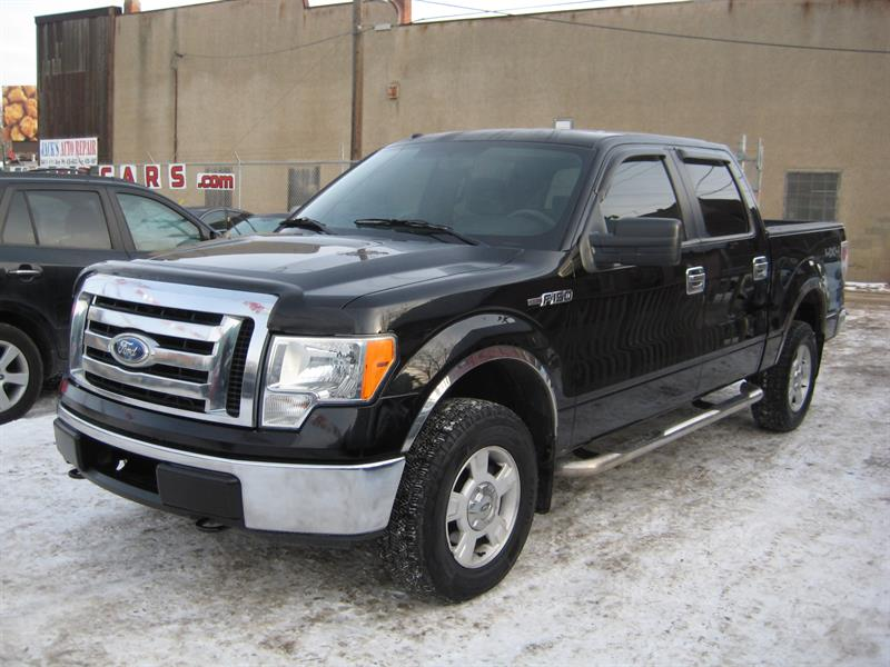 2009 Ford F-150 4WD SuperCrew #A30588