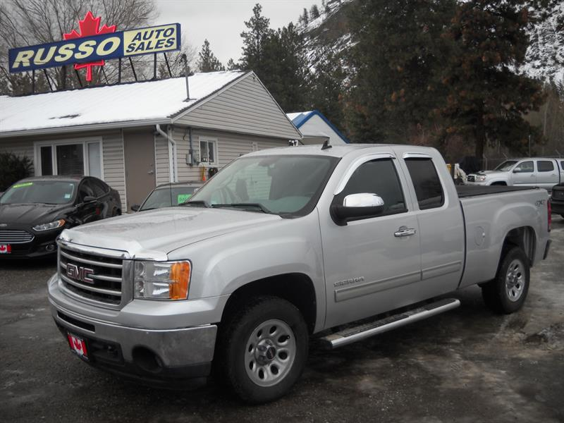 2013 GMC Sierra 1500  4X4  ONLY 49 KMS....SOLD.... #A8056