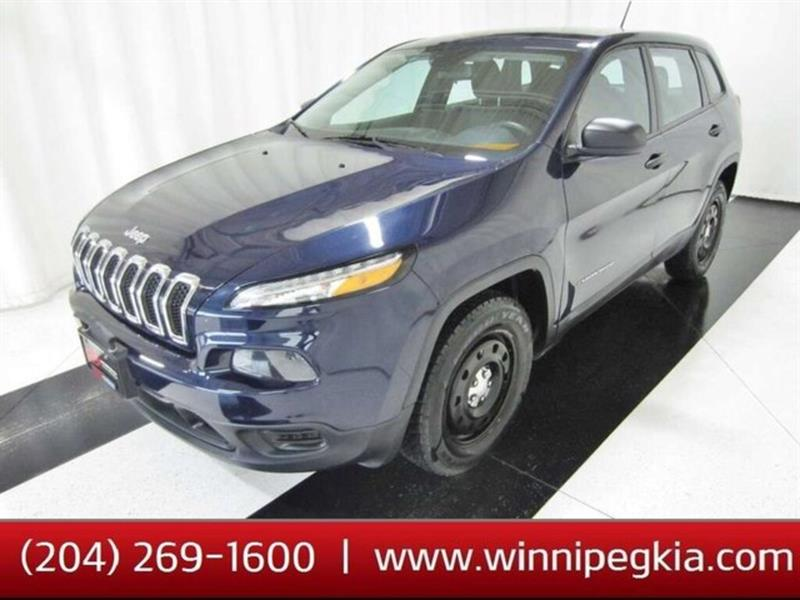 2015 Jeep Cherokee Sport #19HS69303A