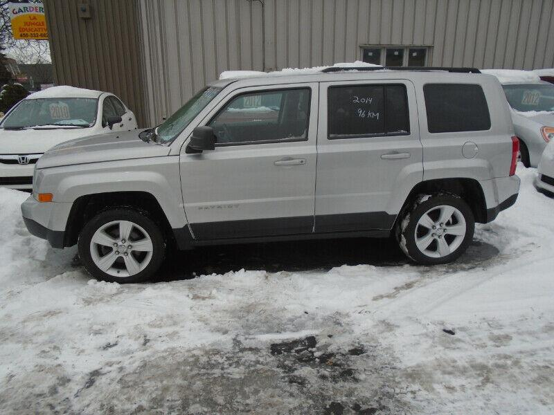 Jeep Patriot 2014 4WD 4dr North #116