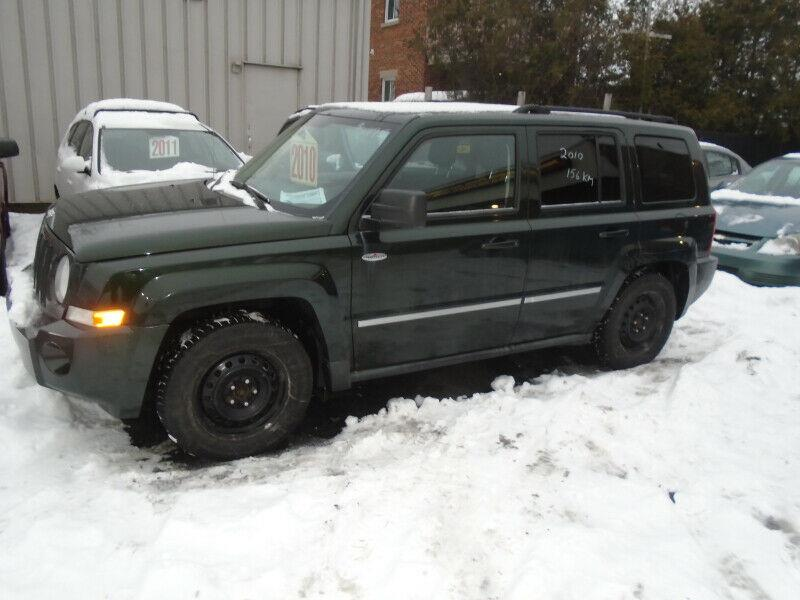 Jeep Patriot 2010 4WD 4X4 #1844