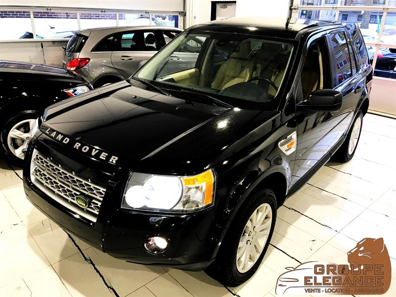 2008 Land Rover LR2 HSE AWD - PANO ROOF, PUSH START, LEATHER #8H043724