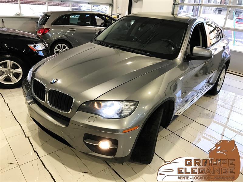 2008 BMW X6 X-DRIVE 3.5i AWD - KEYLESS ENTRY, REVERSE SENSORS, #8LJ35409
