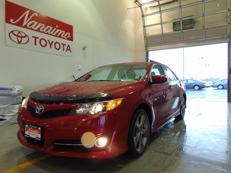 2013 Toyota Camry SE #21972AH