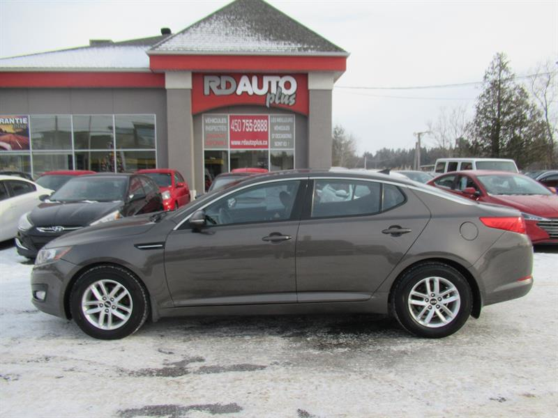 Kia Optima 2012 4dr Sdn LX+