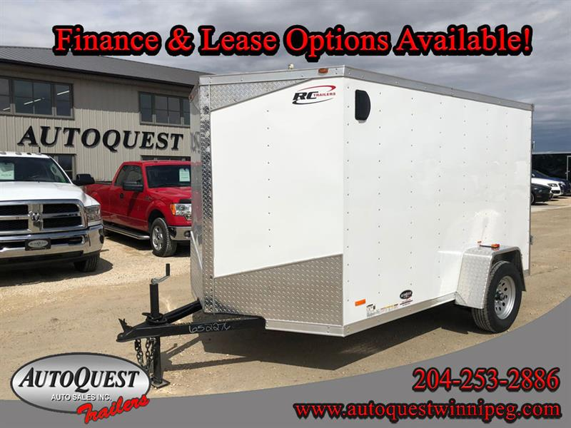 2020 RC Trailers 6' x 10' x 72