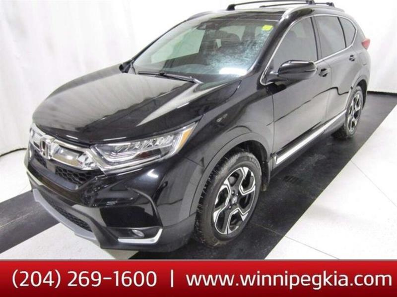2017 Honda CR-V Touring #17HC08158
