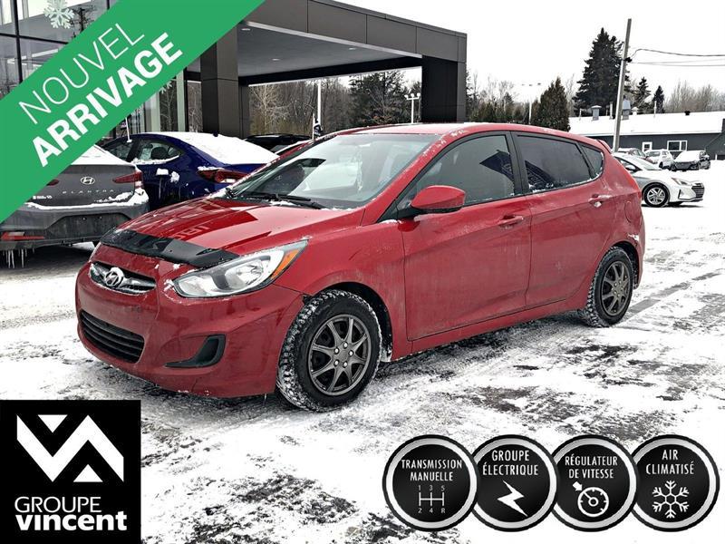 Hyundai Accent 2012 GL ** GARANTIE 10 ANS ** #0166AS