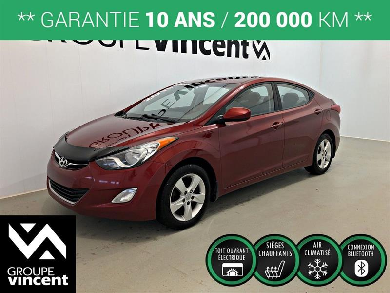 Hyundai Elantra 2011 GLS ** GARANTIE 10 ANS ** #9915BT