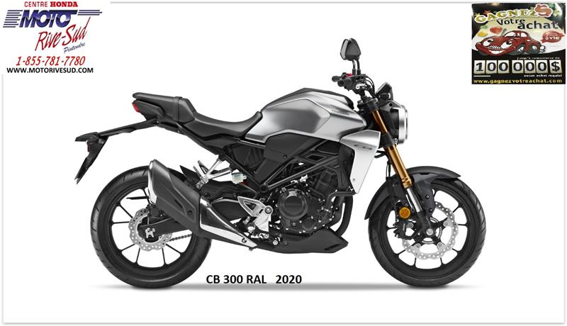 Honda CB 300 R 2020 MOTO